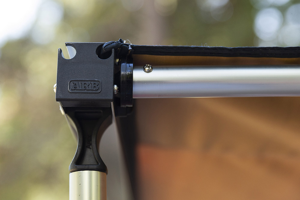 ARB Awning Joints