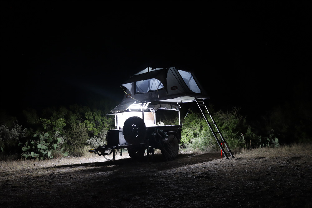 DIY Overland and Off-Road Camping Trailer Build For the 5th Gen 4Runner (Part 2)