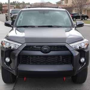 Step-By-Step Install On How To Apply Vinyl Wrap To Your 5th Gen 4Runner