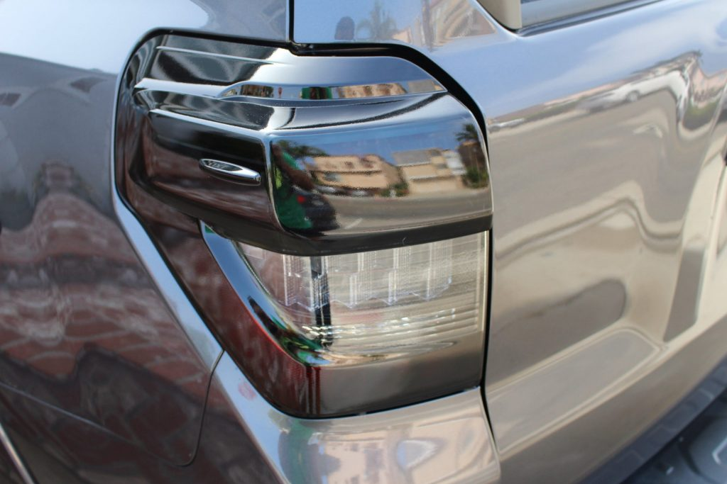 How To Tint OEM Taillights with VHT Nightshades (Step-By-Step Overview) On the 5th Gen 4Runner