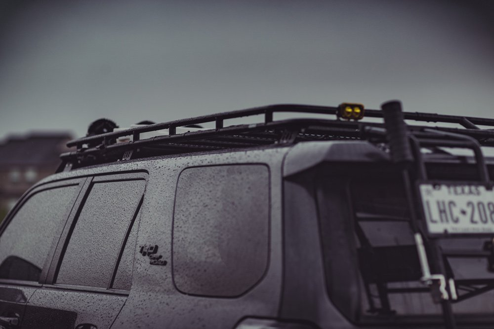 GOBI Racks Stealth Multi-light Set Up + Sunroof Option