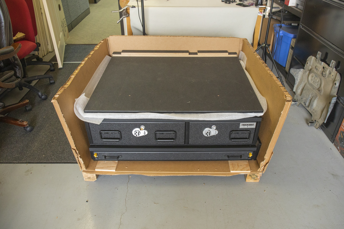 TruckVault Drawer System (standard height)