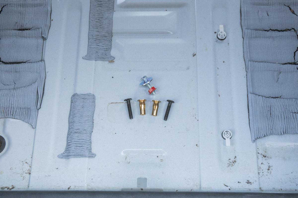 TruckVault Special Tool & Rivet Nut
