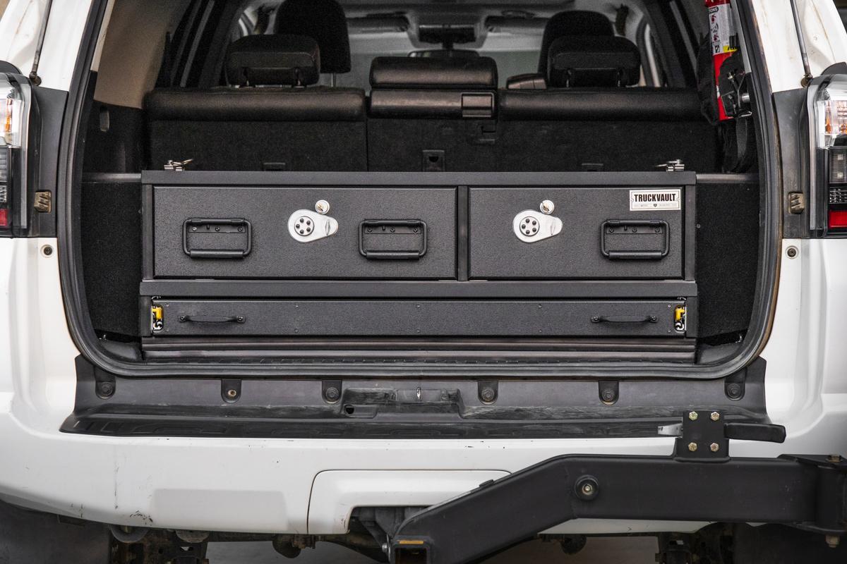 TruckVault Drawer System for 5th Gen 4Runner