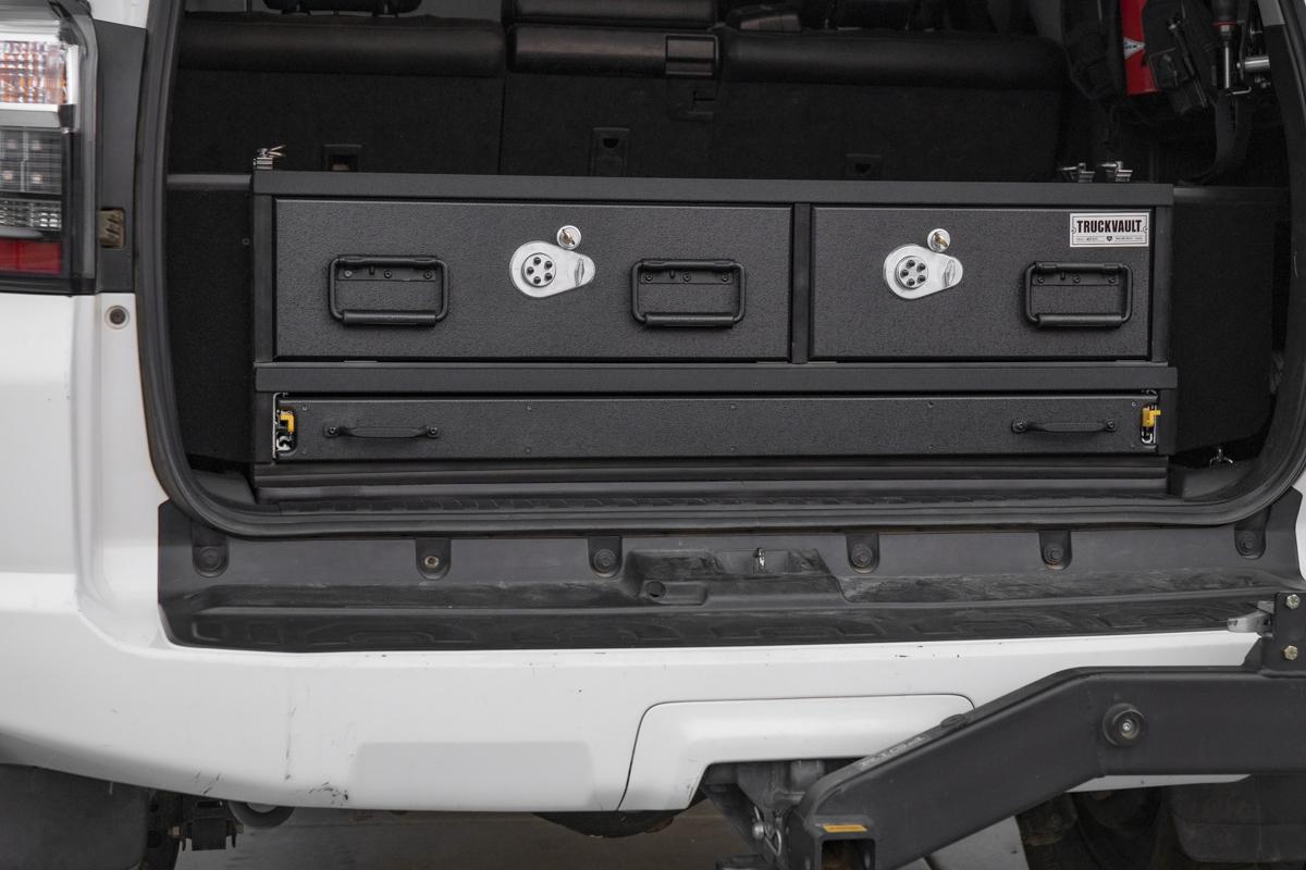 TruckVault Overland Drawer System for 5th Gen 4Runner