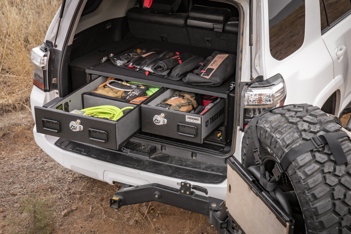 Overland Drawer System for Toyota 4Runner