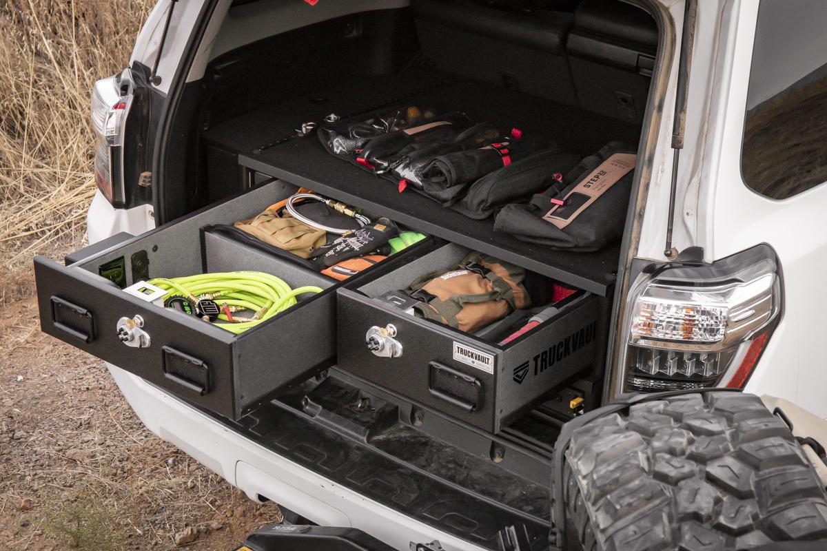 Overland Drawer System for Toyota 4Runner