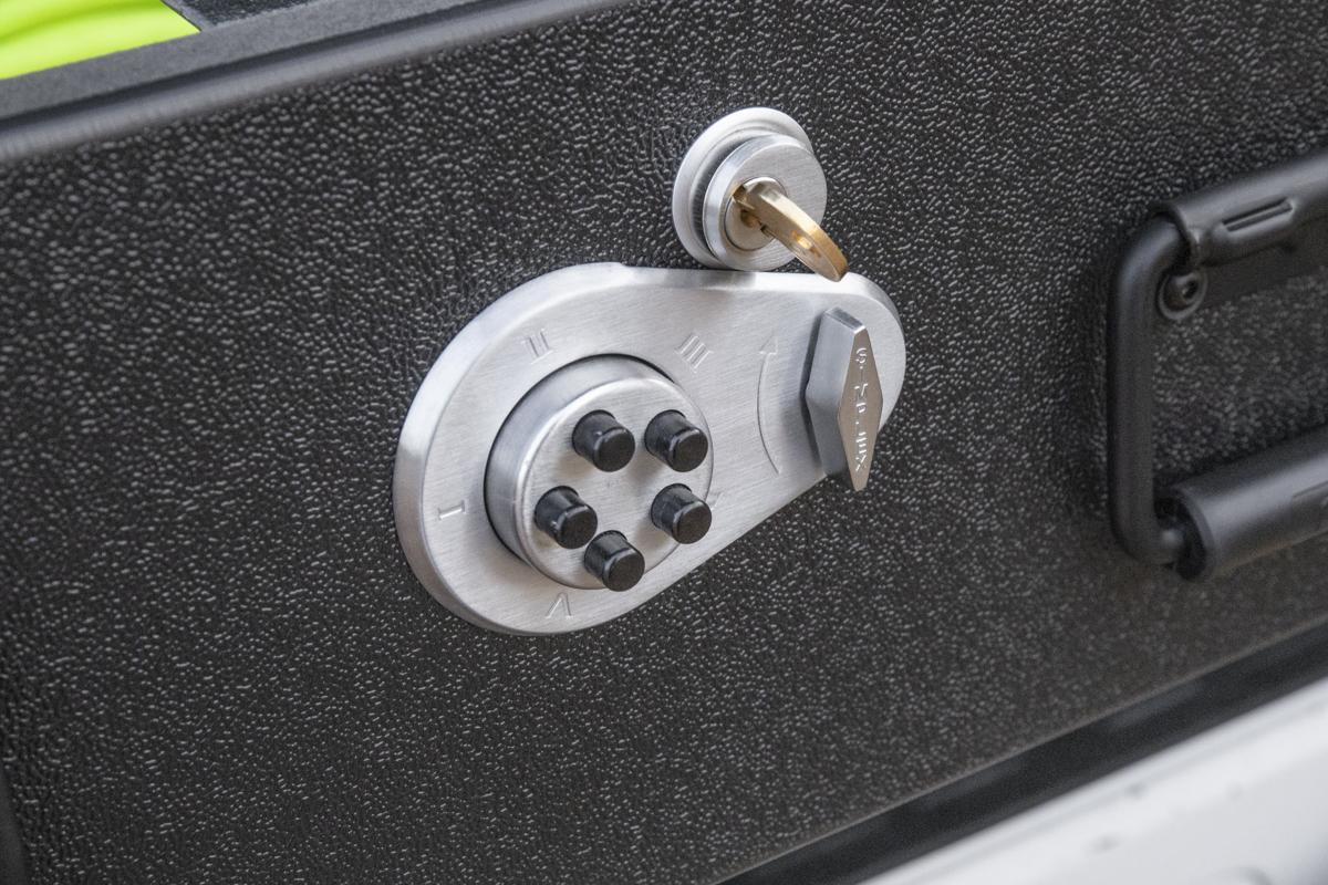 Kaba Simplex Locks