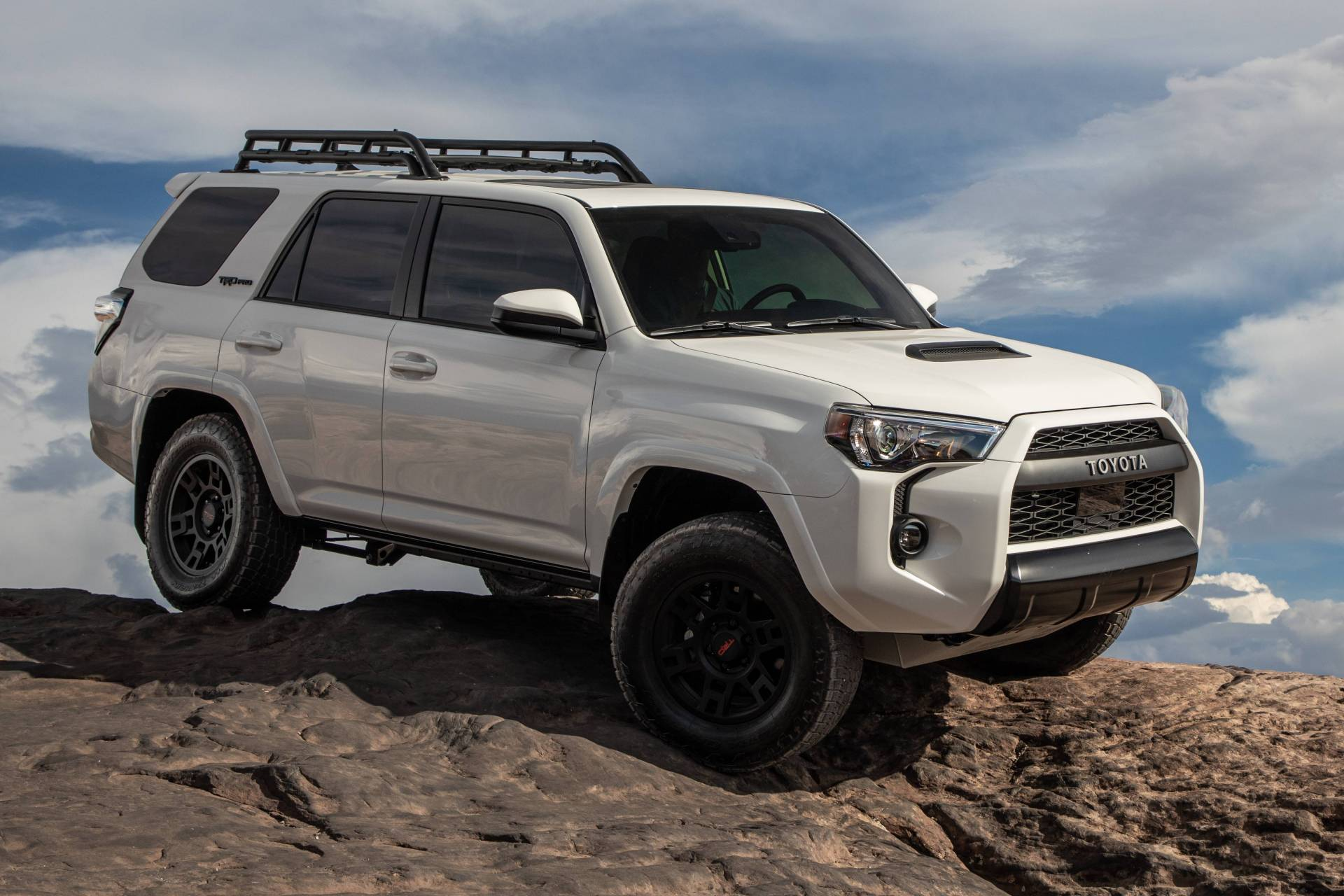 2020 TRD Pro White Mountains (Buyers Guide)