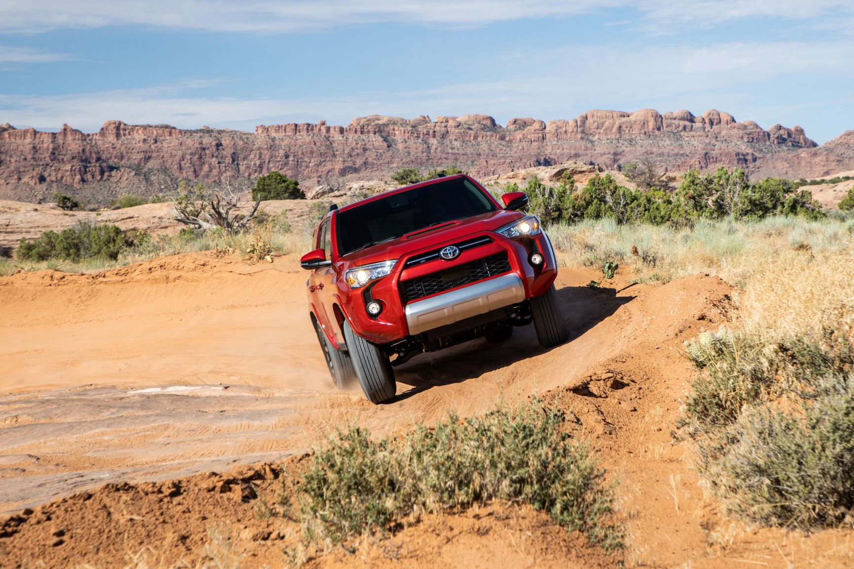 2020 TRD Off-Road Barcelona Red (Buyers Guide)