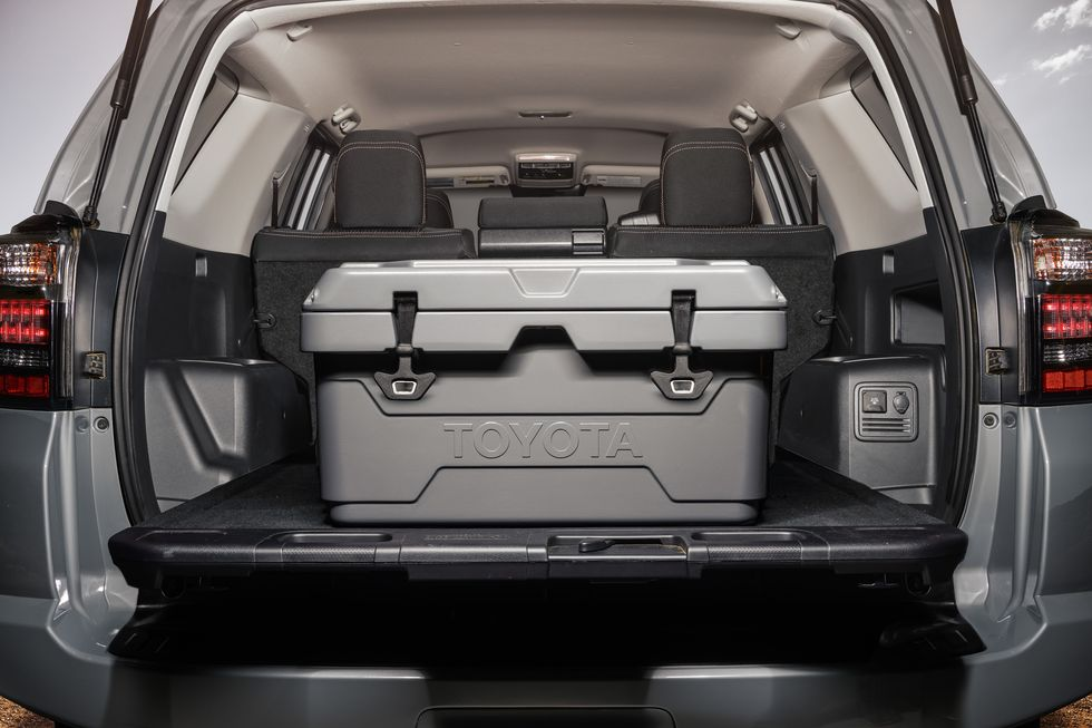 2021 Toyota Trail Edition Cooler