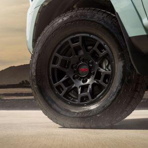 2021 TRD Pro Black Wheels (Buyers Guide)