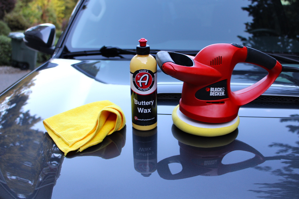 Paint Maintenance To Protect Your Paint Without Breaking the Bank: Adam's Polishes Scratch & Swirl Remover + Buttery Wax Application