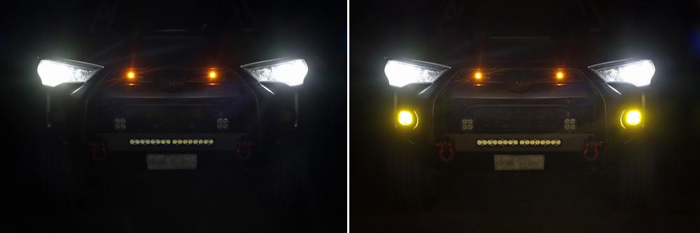 Diode Dynamics SS3: Superior 4-Light LED Pod Fog Lights Review For the 5th Gen 4Runner