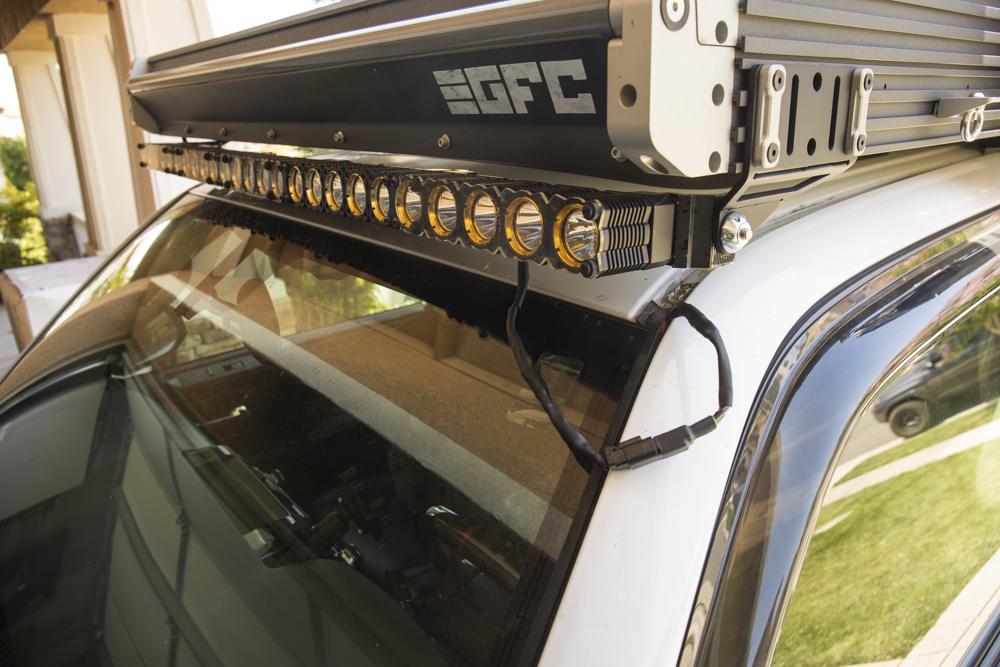 Deutsch Connector for Roof Rack Light Bar