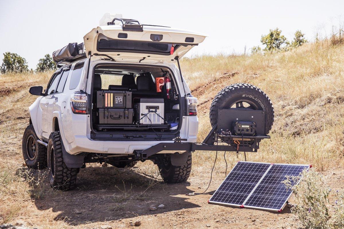 Lion Energy Lion Safari LT Solar Power Charging Generator Overlanding