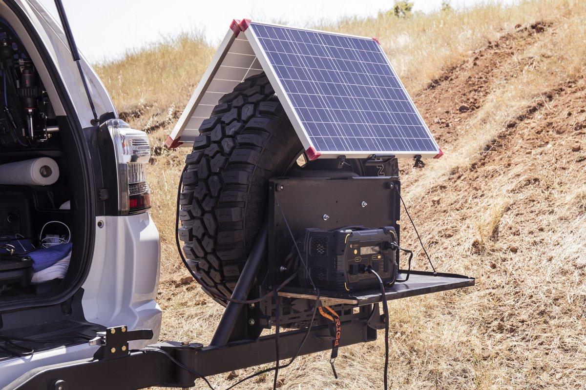 Lion Safari LT Solar Generator