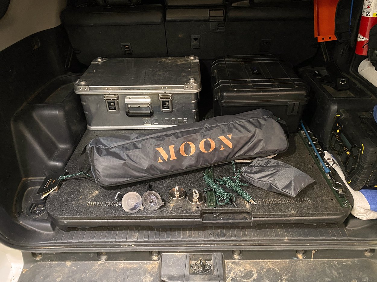 MoonShade Awning Accessories