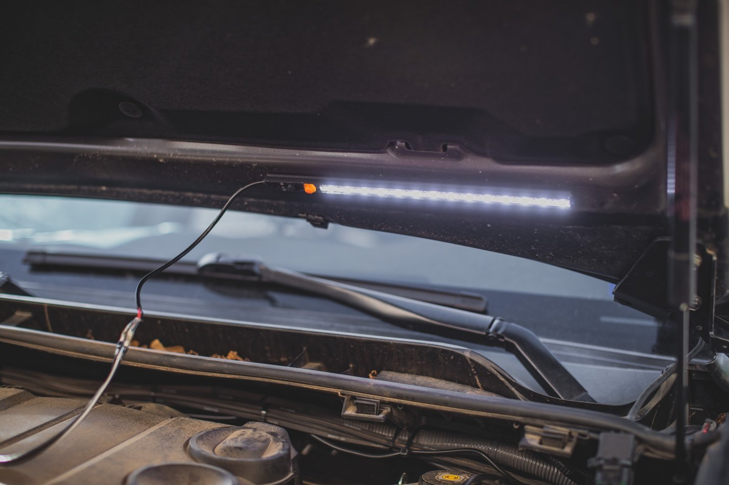 Sloop Imports LED Light Strips Quick Install For Camp and Work Lighting For 5th Gen 4Runner