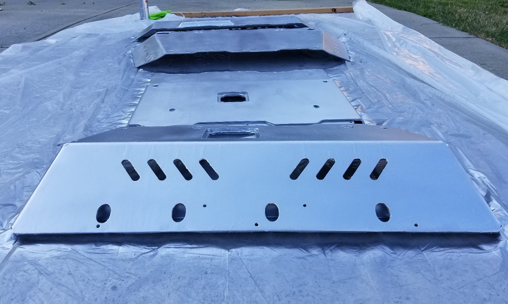 4xInnovations Full Skid Plate Step-By-Step Install & Review For the 5th Gen 4Runner