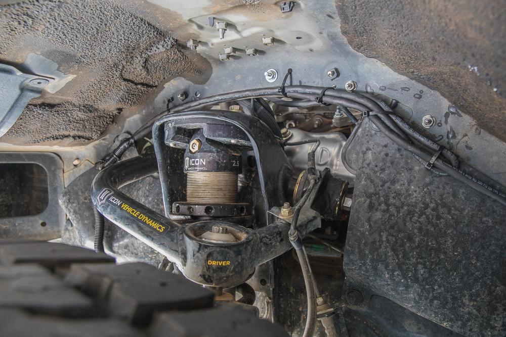 Run Harness fordriver front wheel well light