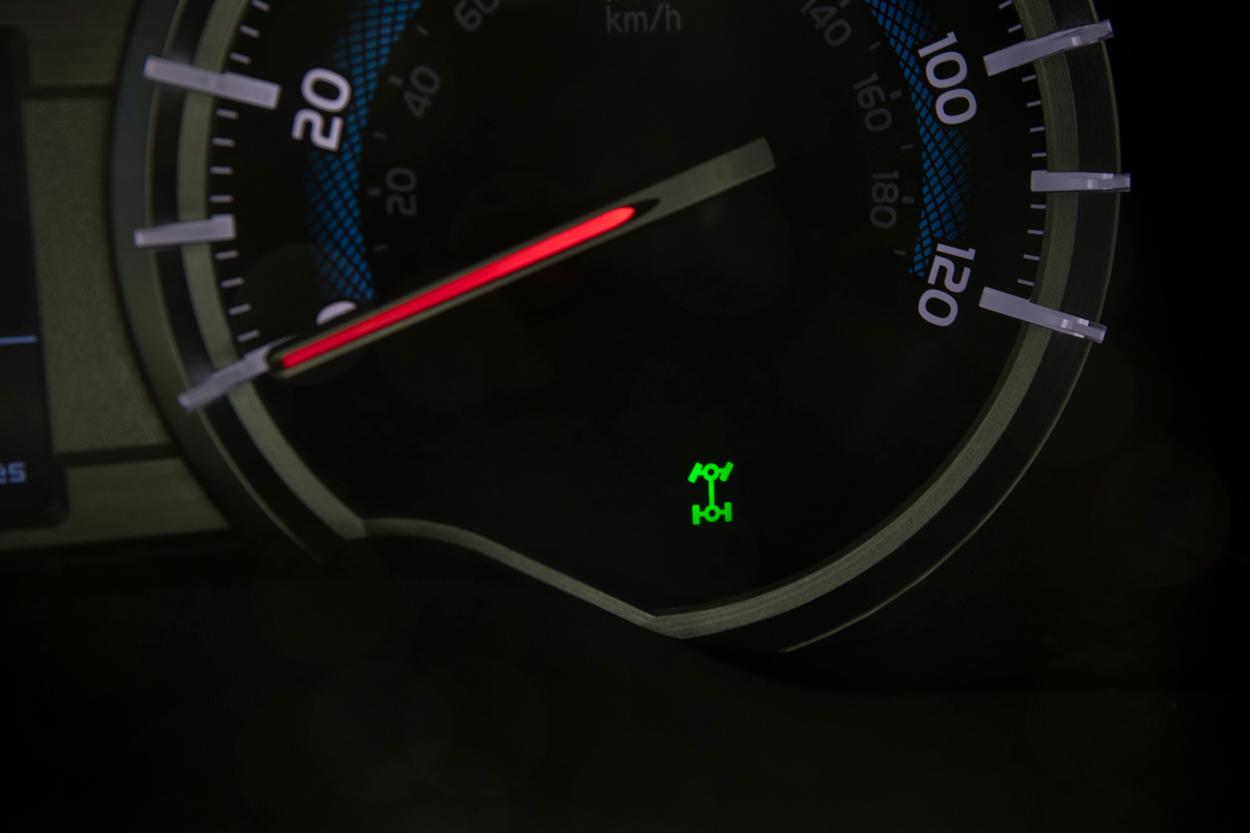 4WD indicator light 5th Gen 4Runner