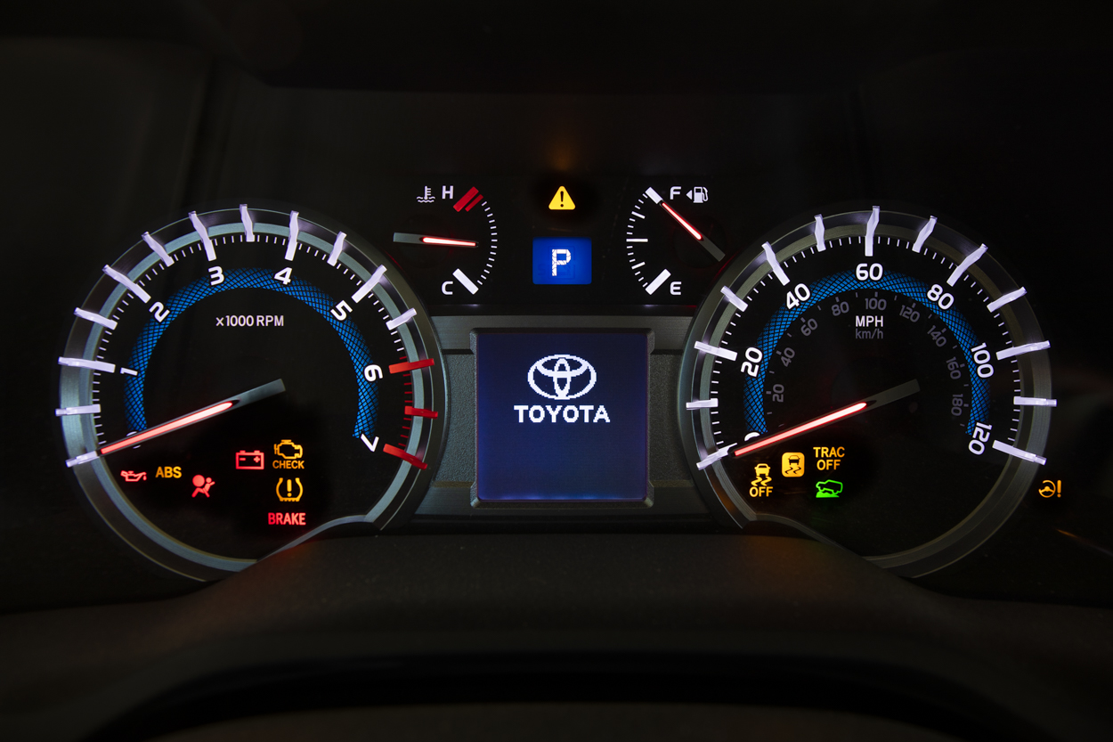 4Runner Dash Lights 5th Gen (Complete Guide to Dash Lights Blinking and More)