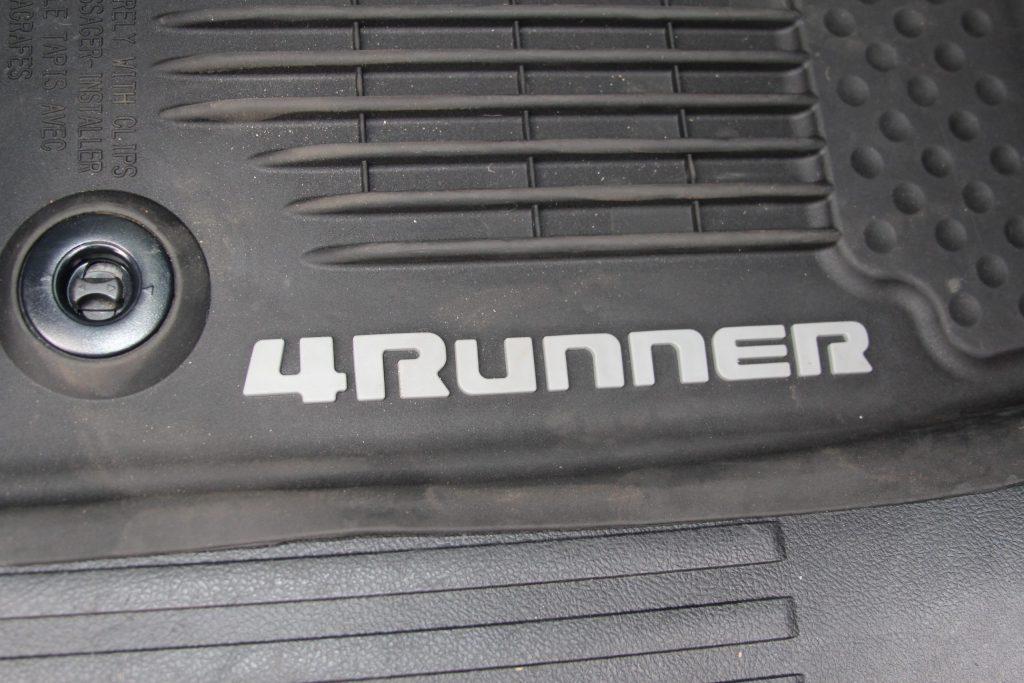 OEM Floor Mats Review - 5th Gen 4Runner
