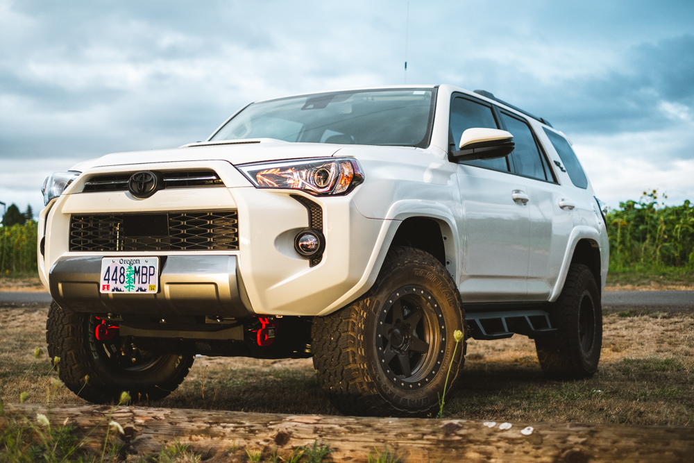 Ironman 4x4 Standalone Recovery Points on the 5th Gen 4Runner - Review and How They Work
