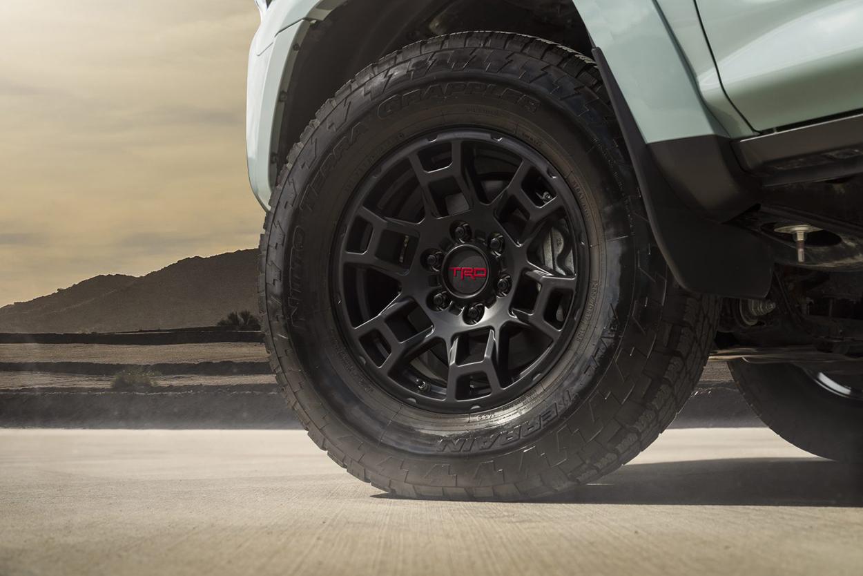 TRD Pro Wheels Matte Black (2021+)