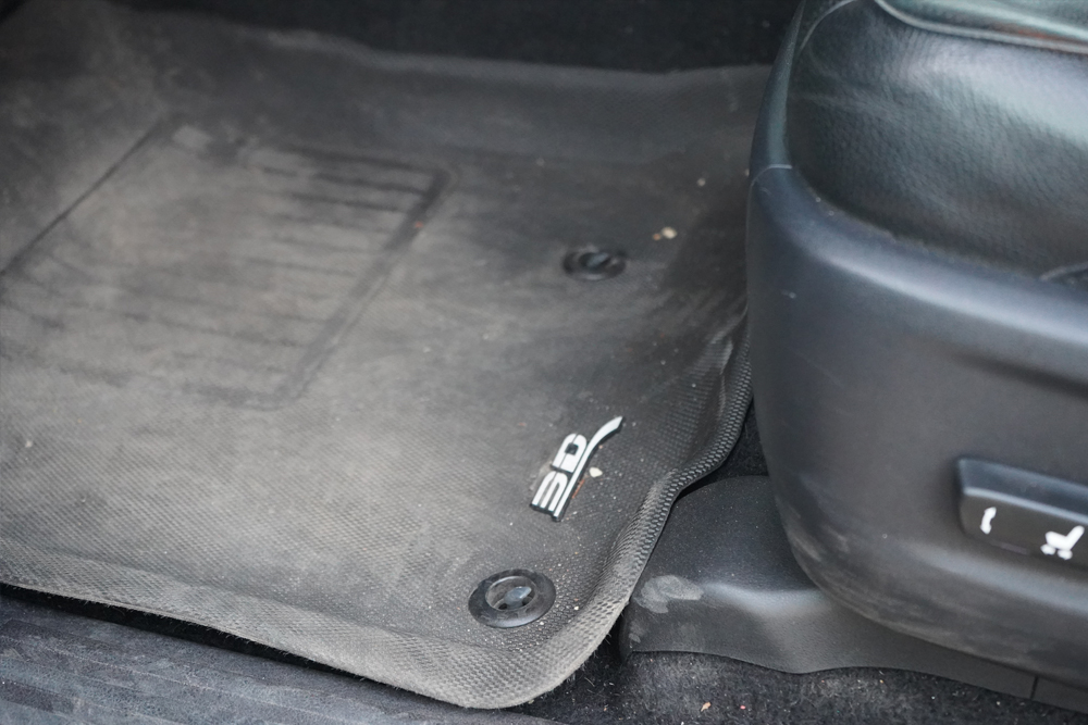 3D MAXpider All-Weather KAGU Rubber Floor Mats Review for 5th Gen 4Runner + 3rd-Row Seat
