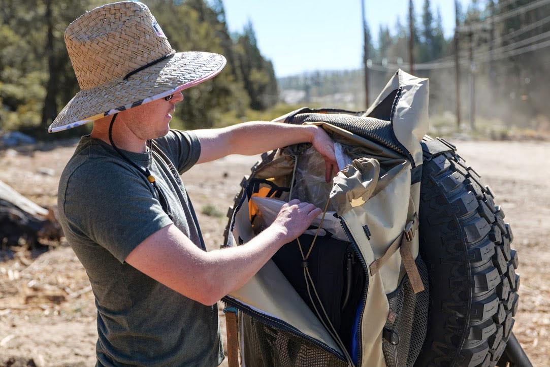 Heavy Duty Spare Tire Trash Bag - Last US Bag Company