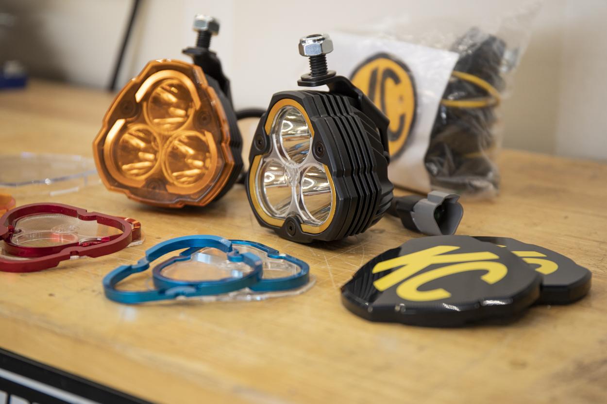 KC FLEX ERA 3 Pod Lights - Off-Road Lights 2020