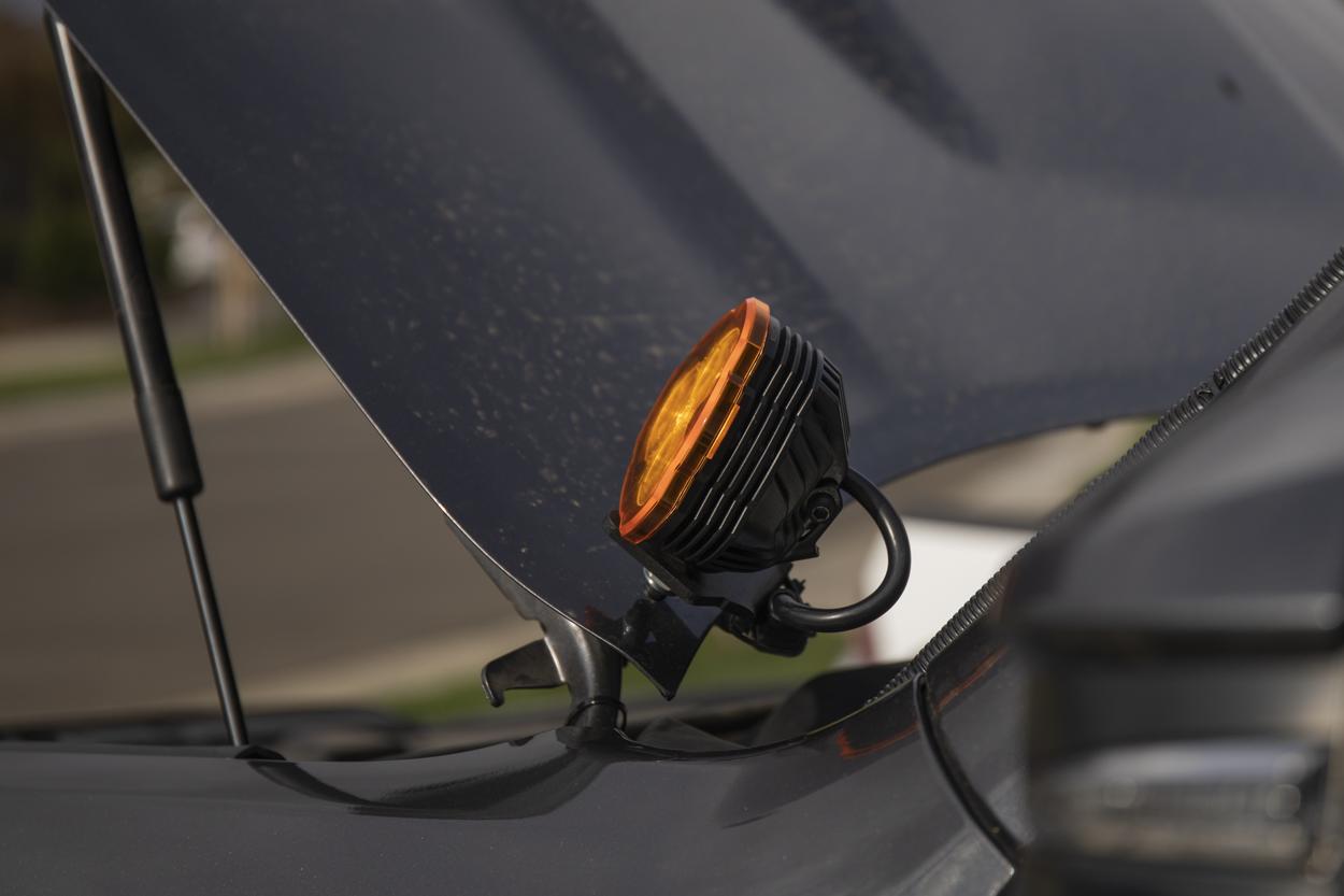 Install KC FLEX ERA 3 Ditch Lights