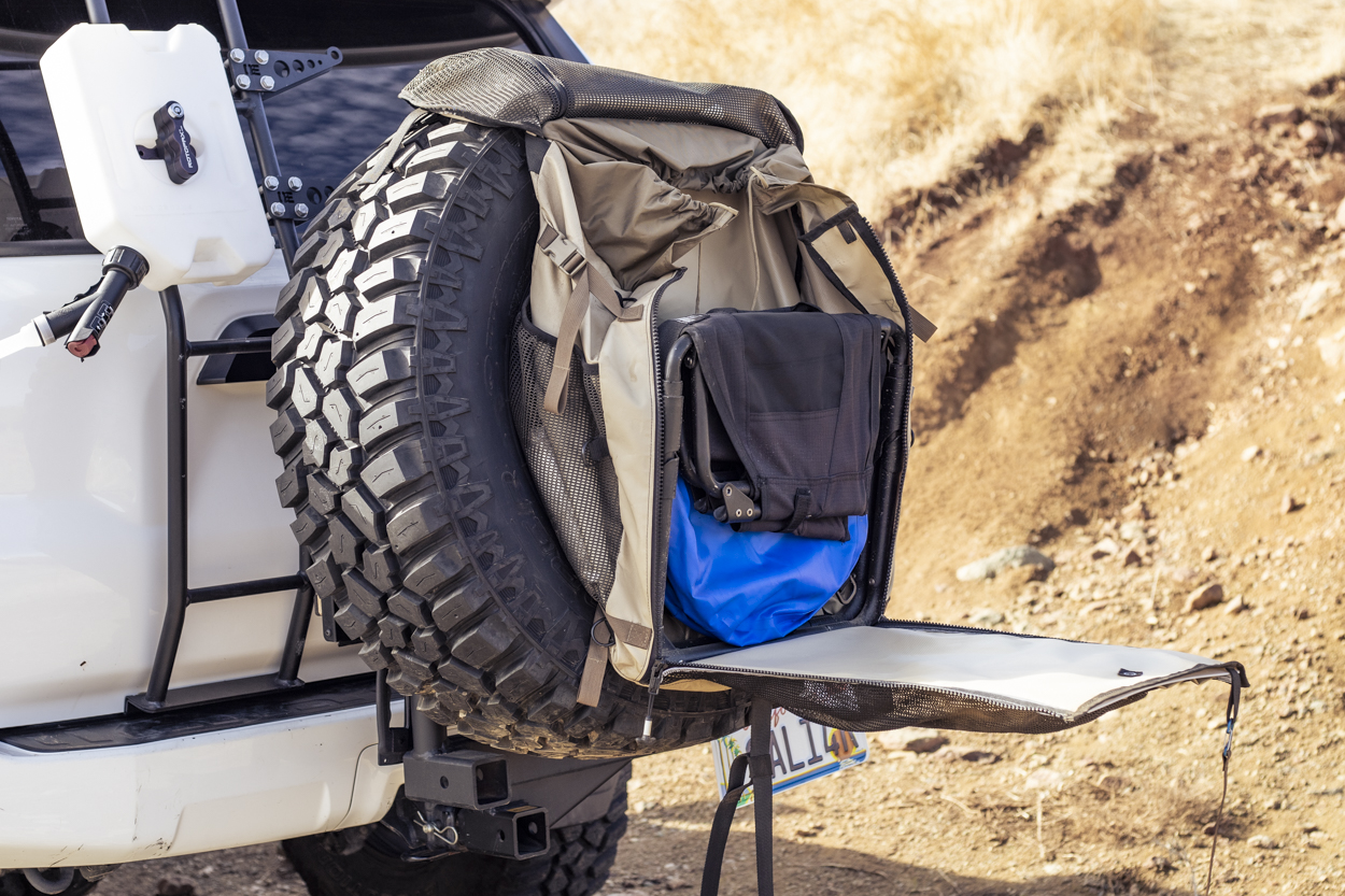 Last US Bag Company - Spare Tire Trash Bag