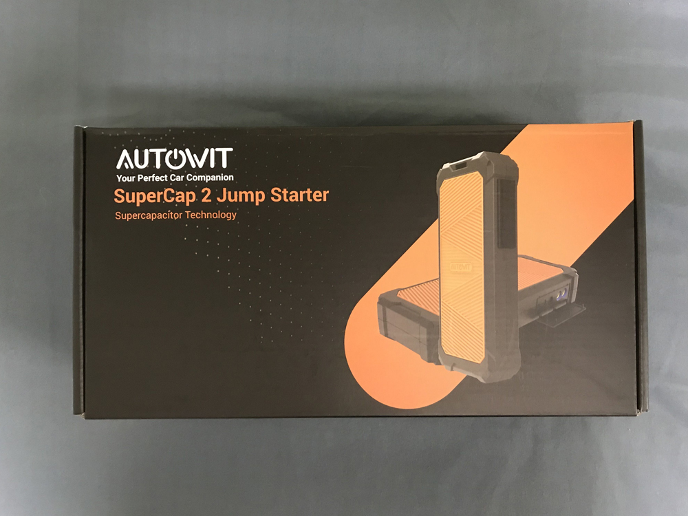 SuperCap 2 12-Volt Portable Jump Starter For 5th Gen 4Runner: Is It a Better Alternative to Traditional Jumper Cables?