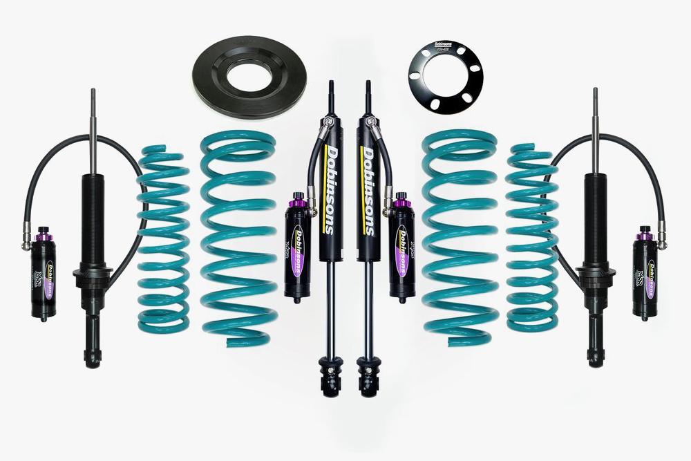 Dobinsons 1″–3.5″ MRR Lift Kit