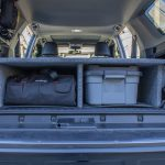 The DIY Sleeping Platform and Storage Divider Camping Setup For the 5th Gen 4Runner