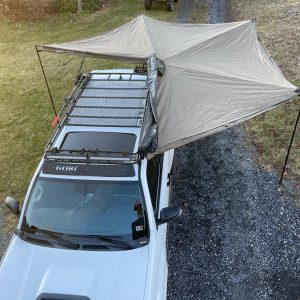 Rhino-Rack Batwing Awning Step-By-Step Install For the 5th Gen 4Runner