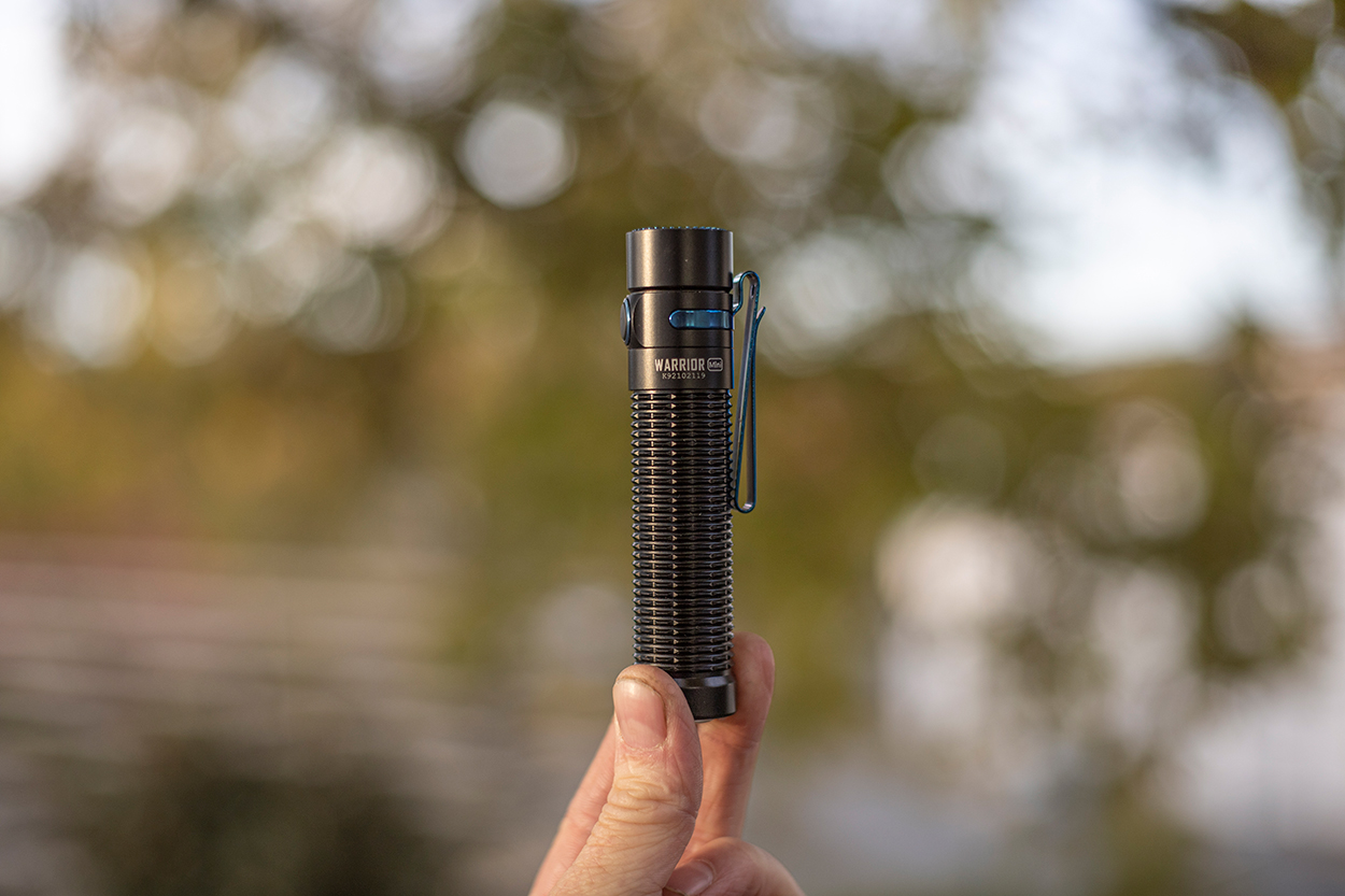 OLIGHT Warrior Mini Flashlight
