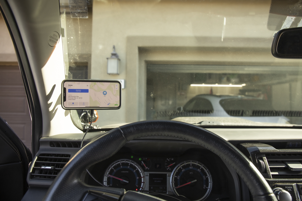 Quadlock Drive Review - Overland Phone Mount for 4Runner