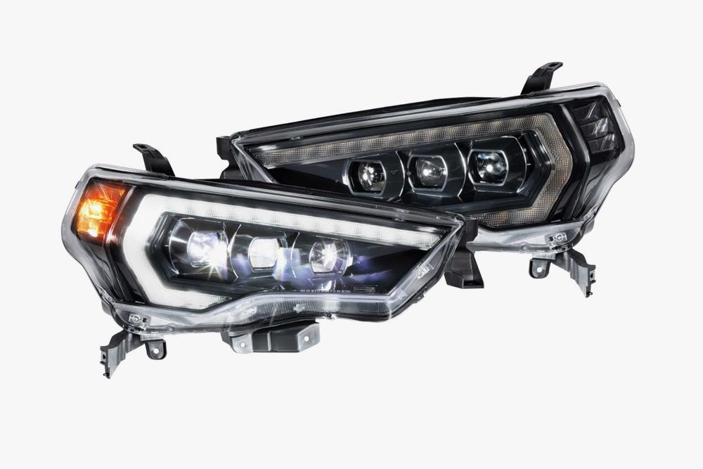 Morimoto XB LED Headlights 5th Gen 4Runner