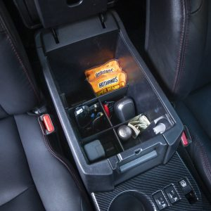 Vehicle OCD Center Console Organizer