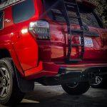 Westcott Designs Hatch Ladder Review For the 5th Gen 4Runner