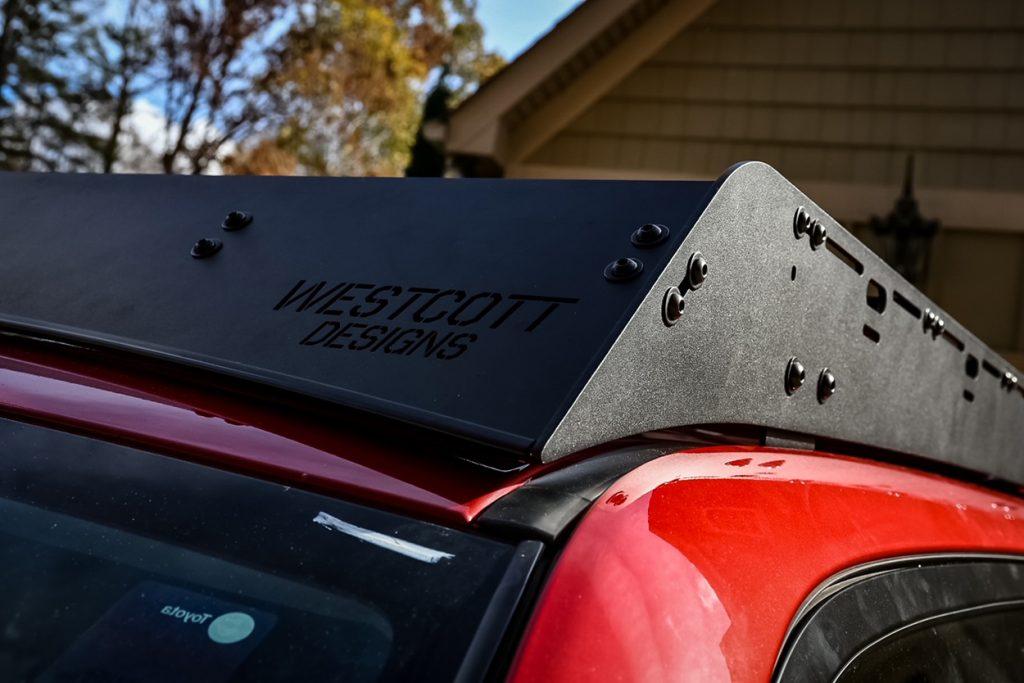 Westcott Designs Roof Rack for 5th Gen 4Runner
