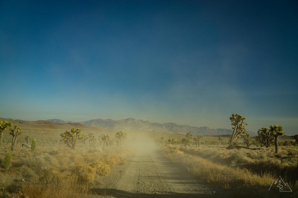 5th Gen 4Runner Overland Dusty Trail