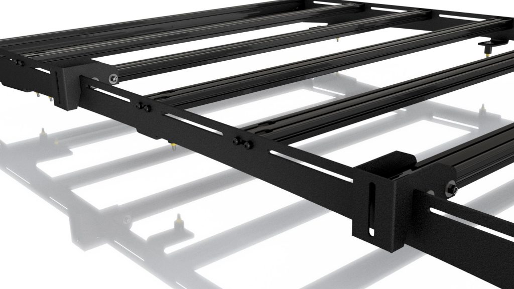 Awning Mounting Solutions for Prinsu Design Studios Roof Rack