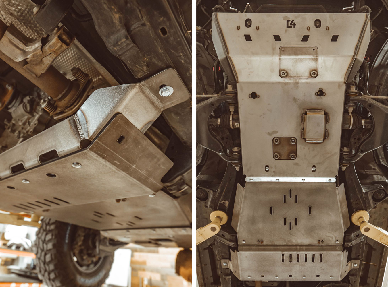 Skid Plate Specs, Features & Benefits