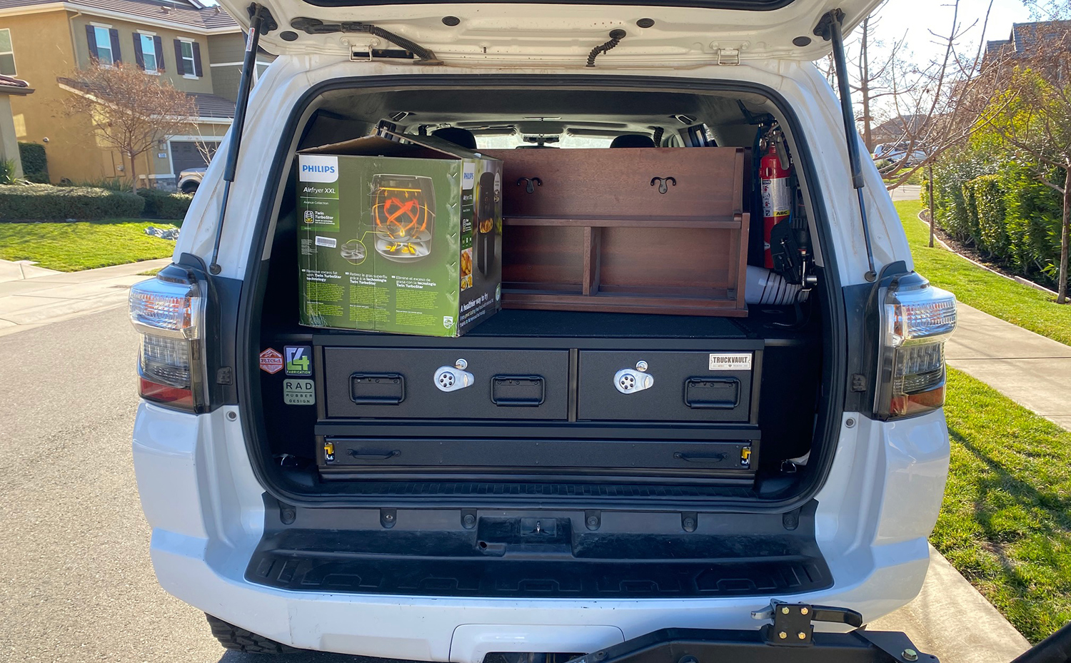 Drawer System for Toyota 4Runner - Daily Driving Life Review