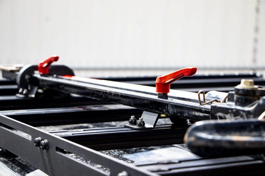 Prinsu Roof Rack Hi-Lift Mounting Solutions for 4Runner
